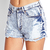 Acid Wash Denim Shorts | FOREVER 21 - 2000067373
