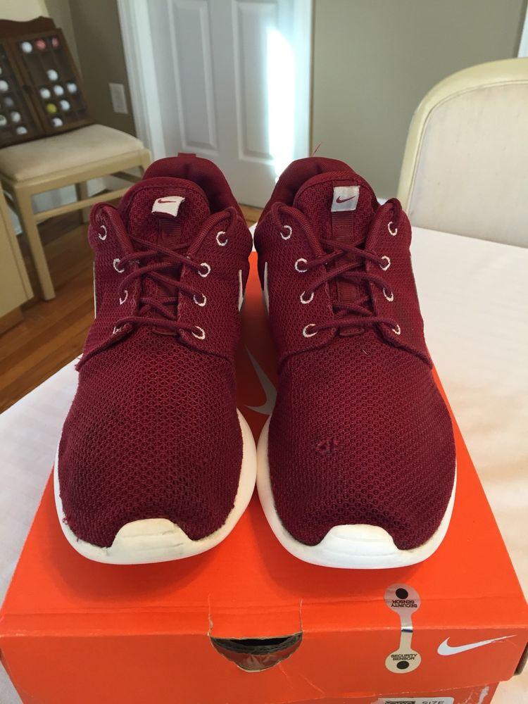 Nike Roshe Course Taille Bordeaux 9 remises en ligne visite à vendre dégagement 100% original vue rabais IBnzP