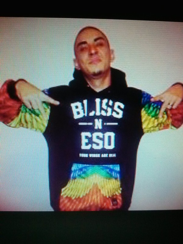jacket bliss n eso jumper