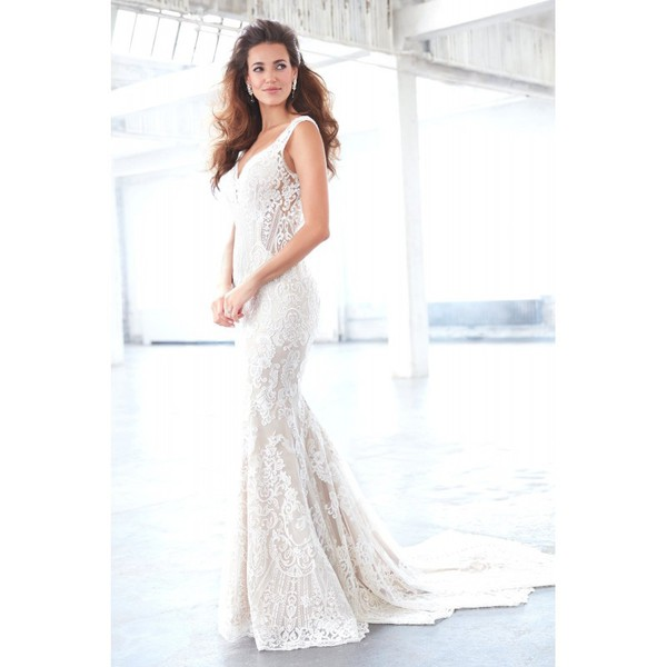 dress floor length dress lace dress