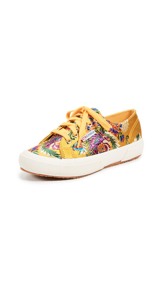 sneakers mustard shoes