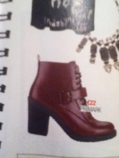 shoes,red,boots,high heels,primark