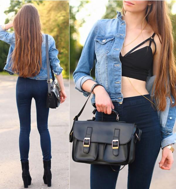 top black top sexy top streetstyle stylemoi bag