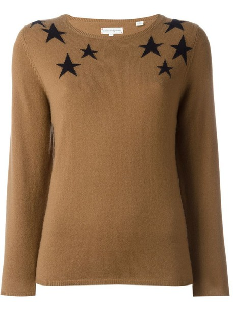 Chinti and Parker sweater brown