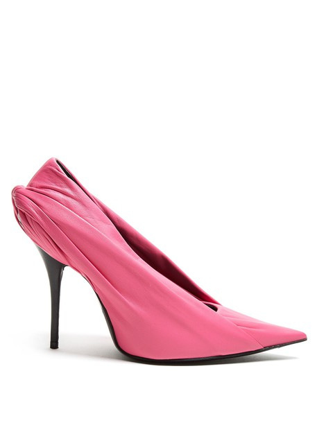 Balenciaga pumps pink shoes