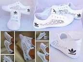 shoes,fake adidas,adidas,adidas wings,nike running shoes,fashion,style,adidas sweater,romper,lace,sneakers,adidas lacey shoes,white,adidas shoes