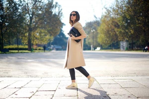 my free choice coat pants t-shirt shoes bag sunglasses