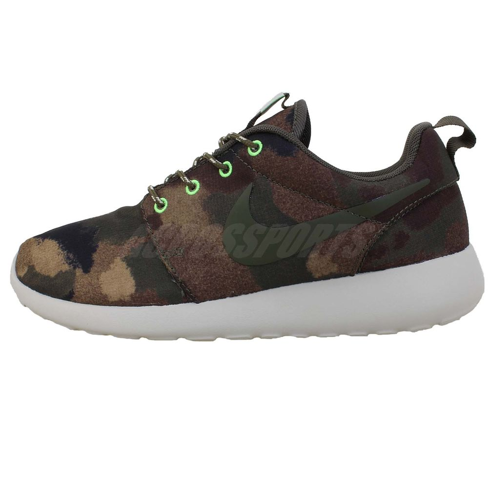 nike wmns rosherun roshe run print camo 2013 nsw womens. Black Bedroom Furniture Sets. Home Design Ideas