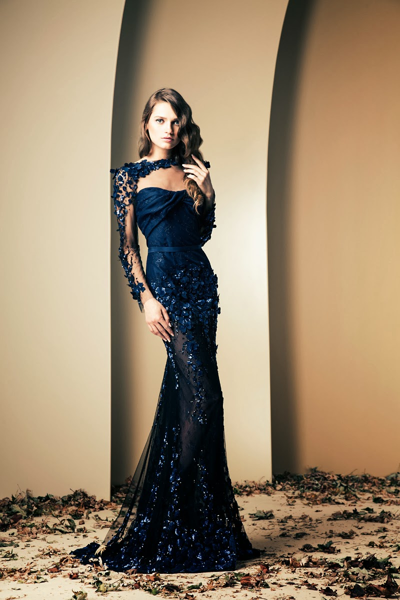 Ziad Nakad Haute Couture for Fall/ Winter 2013 - Sortashion
