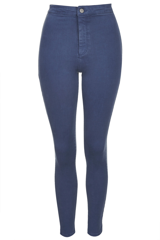 Moto french navy joni jeans