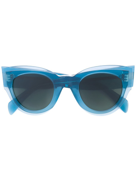 Céline Eyewear women sunglasses blue