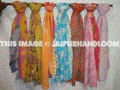 home accessory,kantha scarf,silk sari scarve