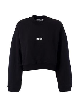 sweatshirt cropped sweater