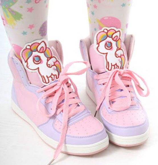 high top sneakers sneakers unicorn
