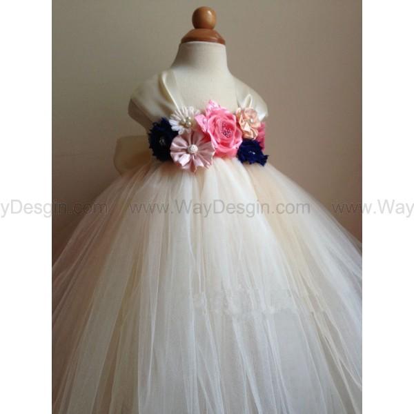 flower girl dress dress