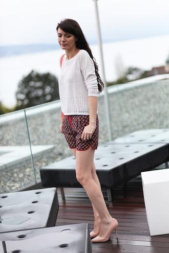 estelle blog mode shorts