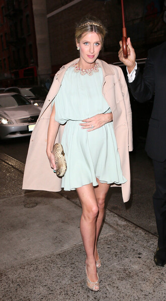 dress nicky hilton mini dress prom dress gown coat sandals