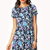 Floral Print Short Sleeve Dress | FOREVER21 - 2041806754