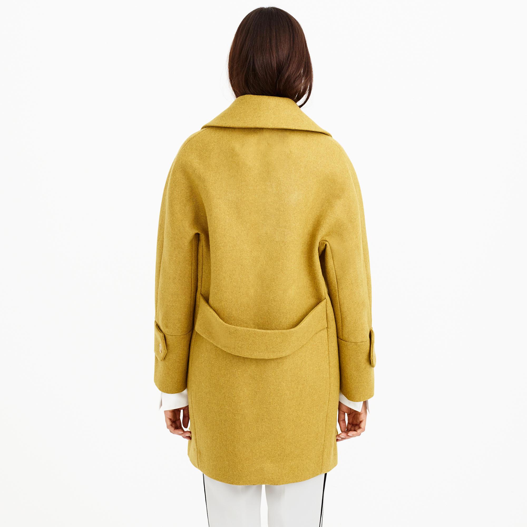 melton swing coat