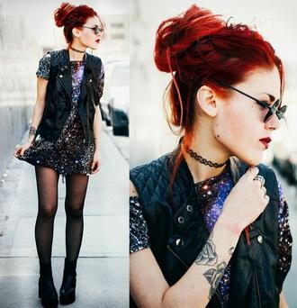 dress galaxy fashion outfils galaxy dress