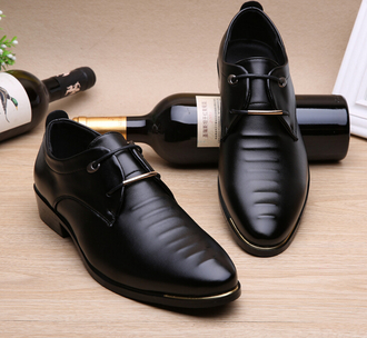 shoes black dress shoes gold style