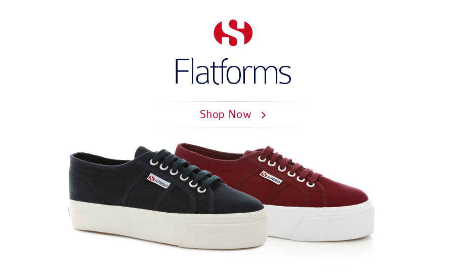 Superga® Footwear - S/S 2014 | Official Website - Buy Direct From Superga