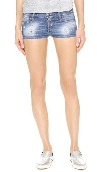shorts california blue