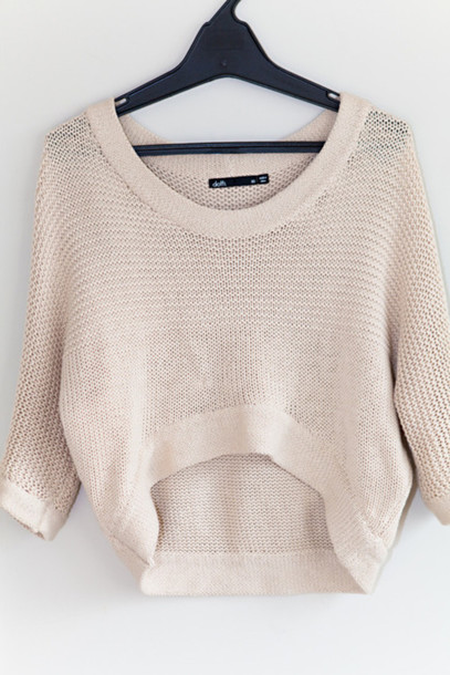 Sweater: oversized sweater, knitted sweater, winter sweater, sexy ...