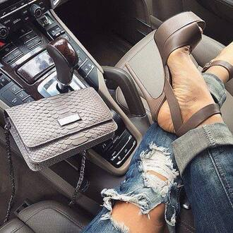 shoes summer heels high heels high heel sandals platform high heels gray shoes grey shoes grey sandals taupe taupe sandals taupe shoes sea of shoes