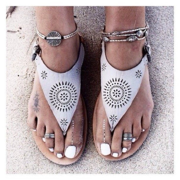 shoes, jewels, anklet, gems, toe ring