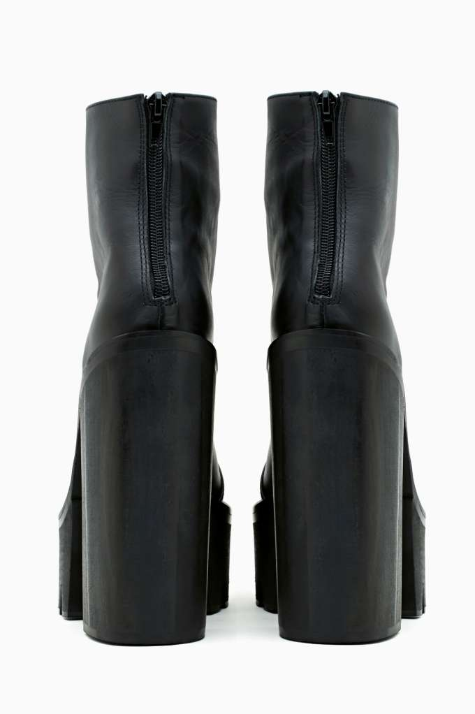 Jeffrey Campbell Mulder Platform Boot at Nasty Gal