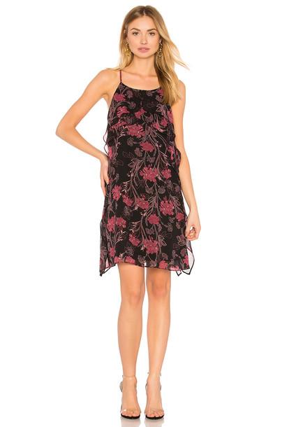BCBGeneration dress ruffle dress ruffle black