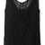 ROMWE | Zippered Black Sleeveless Shirt, The Latest Street Fashion