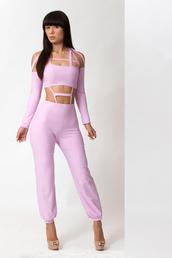 purple,apparel,accessories,clothes,dress,jumpsuit,romper