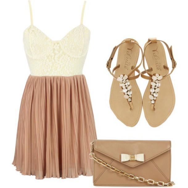 dress shoes purse bag