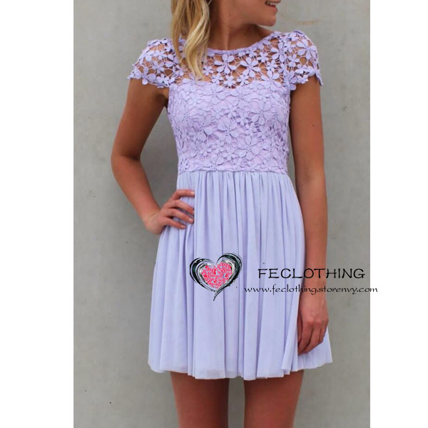 Four colors floral embroidered top dress with tulle bottom · fe clothing · online store powered by storenvy