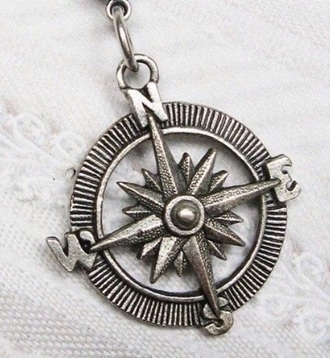 jewels necklace compass necklace compass travel adventur travelling new years resolution sailor