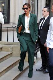 jacket,blazer,suit,victoria beckham,work outfits