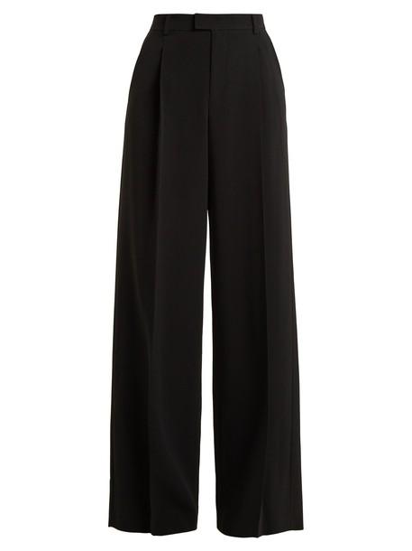 REDValentino high black pants