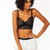 GJ | Ace Of Lace Bralette $12.80 in BLACK BLUE FUCHSIA GREEN WHITE - Intimates | GoJane.com