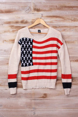 Sirenlondon — americana love sweater