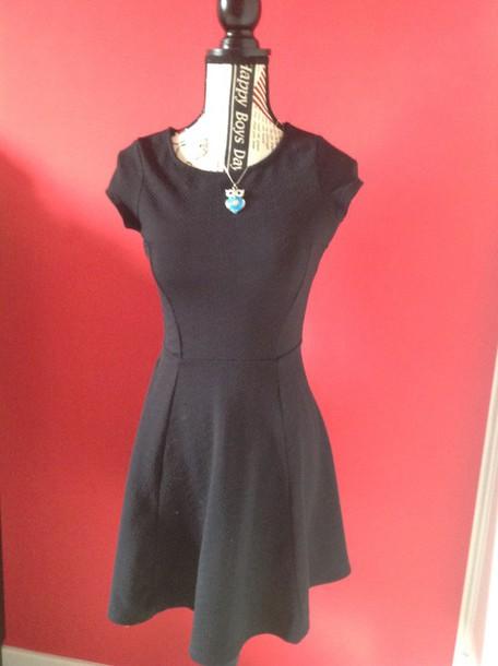 dress beautiful black dress