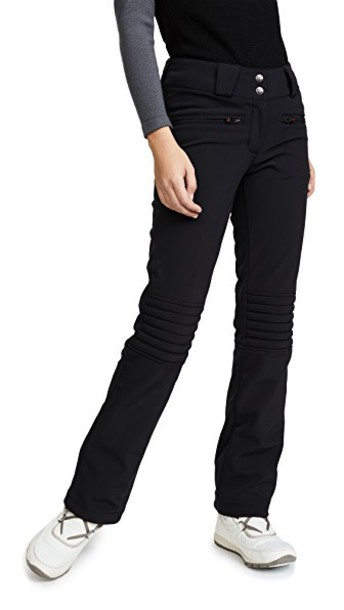Perfect Moment pants flare pants flare black