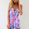 Pink peony playsuit - playsuits by sabo skirt