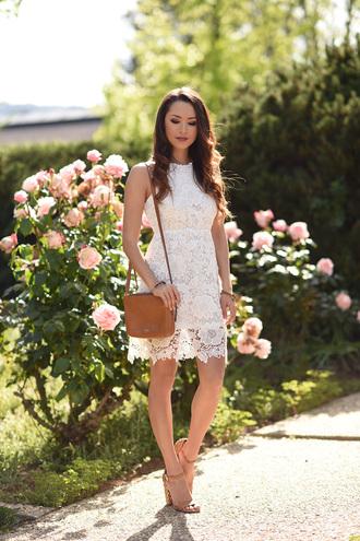 hapa time blogger dress bag shoes jewels