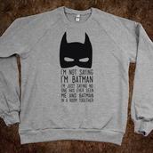 shirt,grunge,soft grunge,converse,grunge crop top,infinity,h&m,hippie,indie,hipster,90s grunge,cool shirts,funny sweater,sweater,batman,grey batman sweater,funny text,quote on it,grey hoodie,grey,mask