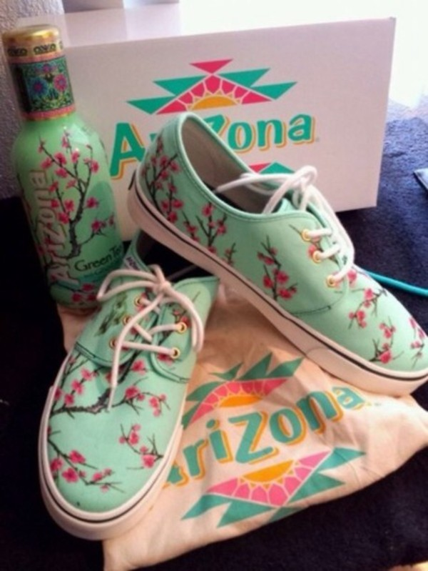 shoes arizona tea arizona arizona tea vans vans t-shirt