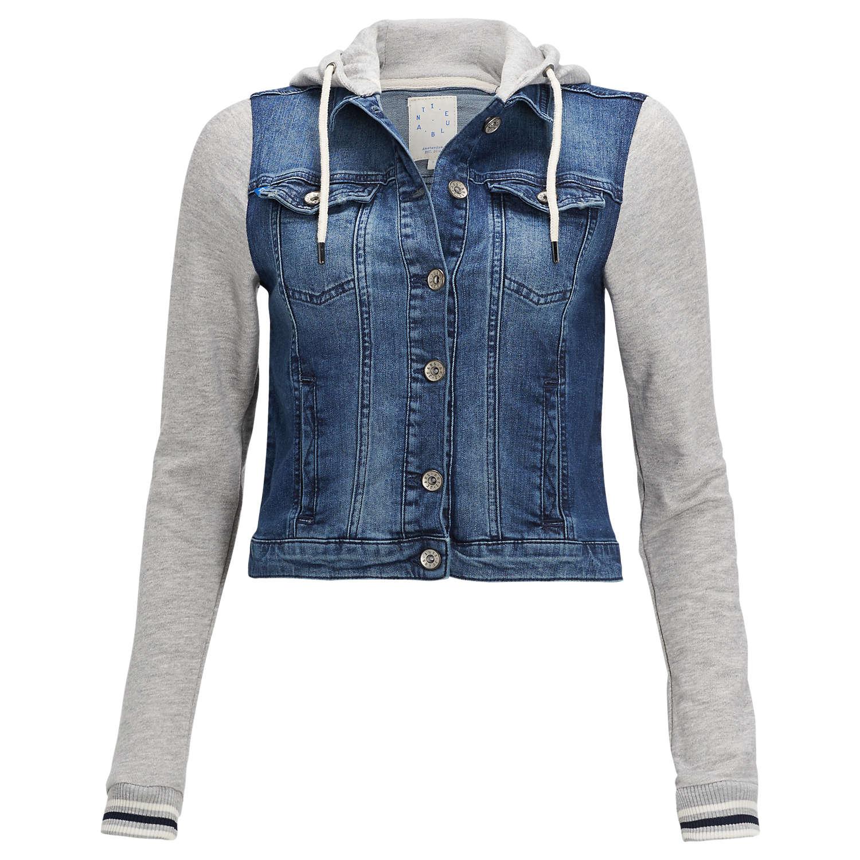 Anti Blue Sweat Jacket