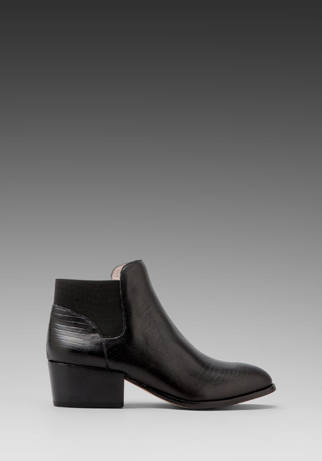 HOUSE OF HARLOW Warner Bootie in Black at Revolve Clothing - Free Shipping!