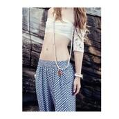 pants,harem,blue,white,girl,cute,beautiful